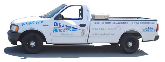 Click for Big Jim's Autobody