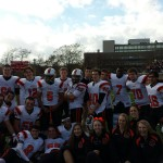 Beverly Defeats Salem in Thanksgiving Football 42-6  – Marty Smith Recap & Post Game Video Interviews
