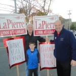 Newcomer Brian LaPierre Tops The Field in Lynn Election! Councilor at Large Margin at 1,000 Votes!