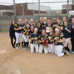 St. Mary's Softball Captures John Holland Tournament Today: 6-4 Extra Inning Win Over Lynn Classical – Nowicki Tourney MVP