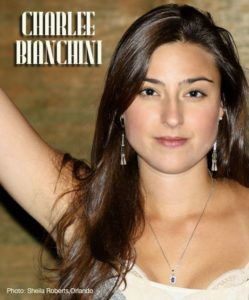 """NEXT on Greg Verga's """"Unfinished Music:""""  Charlee Bianchini will be live in-studio on Wednesday, August 31 at 3pm."""