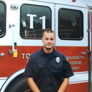Gloucester Firefighter Graduates from State Firefighting Academy