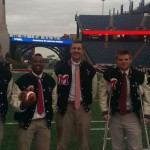 MIAA Super Bowl Media Day Welcomes Marblehead and St. Mary's To Gillette Stadium – Videos – Photos