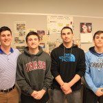 Danvers High Wrestlers Capture Three State Titles – Meet Coach Tim Rich – Champs Jack Anderson, Quintin Holland, and Colby Holland (Radio & Video)