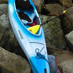 Coast Guard, Locals Launch Search After Unmanned, Unlabeled Kayak Found on Rocks Near Merrimack River