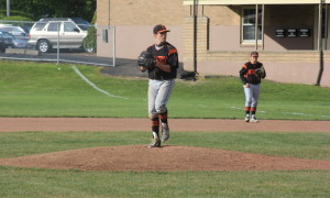 Beverly Baseball Scores 8-0 Win Over Marblehead – Matt Enos Pitches Complete Game – Leads Offense Too – Videos & Photos
