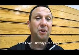 Beverly Basketball Coach Scott Lewis is Retiring – 13 Years as Head Coach – Teams Qualified For State Tournament – Radio Interview