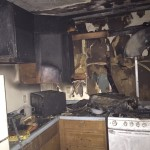 Gloucester Fire Department Extinguishes Kitchen Fire – Friday Night Fire on Prospect Street