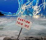 From the SETI Institute:  Big Picture Science Radio Show – On Thin Ice