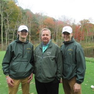 Lynn Classical Golf Team Qualifies For State Tournament – Meet Coach Jack Morrison & Two Captains – Video