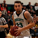 Endicott Men's Basketball Knocks off #7 Ranked Babson (90-80) – Defending NCAA Champions – Keith Brown with 45 Points for Gulls
