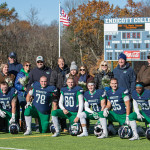 Endicott Football Beats Becker 38-0 on Senior Day / Endicott Men's and Women's Ice Hockey Teams Post Wins –