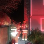 Gloucester Fire Department Battles Lloyde Street Fire – Possible Chimney Obstruction