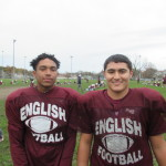 Lynn English Football (9-0) to Host Tewksbury Saturday in D3 North Title Game – Interview with Coach Chris Carroll & Players