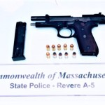 State Police Arrest Man in Revere with Loaded Handgun and a Large Quantity of Pills