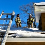 Gloucester Fire Departement Puts Out Chimney Fire Sunday Morning – Hesperus Avenue