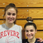 Revere's Valentina Pepic Becomes 1,000 Point Scorer – Video Interviews – Interview with Coach Lianne O'Hara