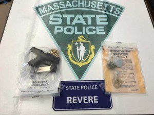 State Police Arrest Pair (Lynn & Peabody) on Route One in Saugus on